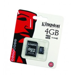 Kingston Micro SD 4Gb