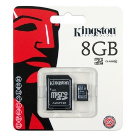Kingston Micro SD 8Gb