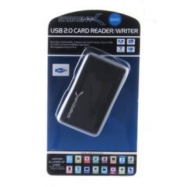 Micro- en SDcard reader